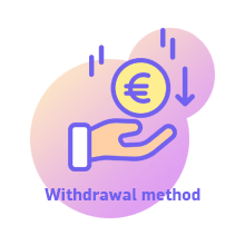 Withdraw funds from casino